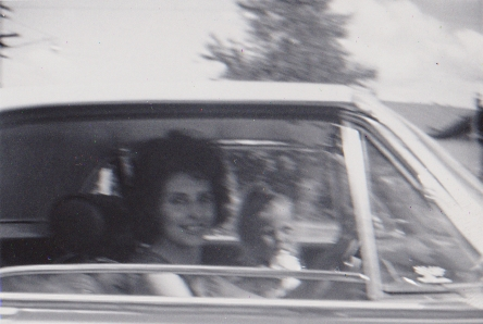 mom and Me in t bird
